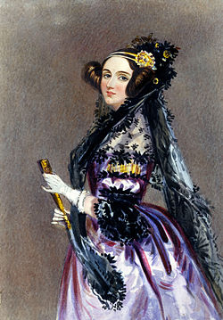 Ada Lovelace: 1815 - 1852