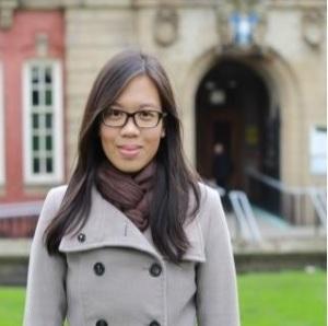Salina Jantarang. Chemical Engineering Student