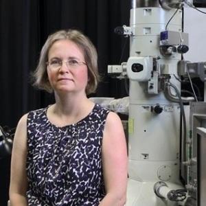 Professor Beverley Inkson. Professor of Nanomaterials
