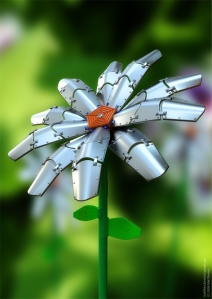 Mechanical_Flower_by_coolscene