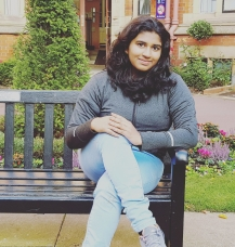 First Year Representative - Aditi
